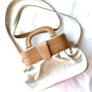 Handbags - VINTAGE CROSSBODY LEATHER BAG